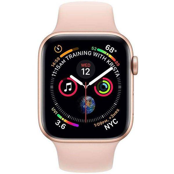 ساعت هوشمند اپل واچ سری 5 مدل 40mm Aluminum Case With Pink Sport Band