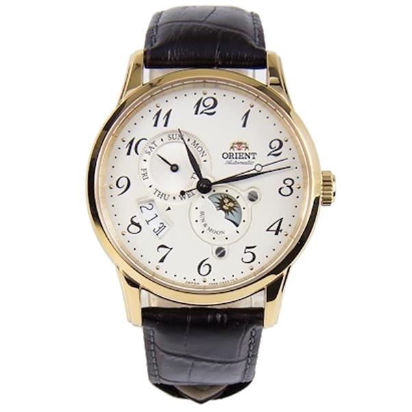 کد تخفیف                                      ساعت مچی عقربه ای مردانه اورینت مدل RA-AK0002S00C