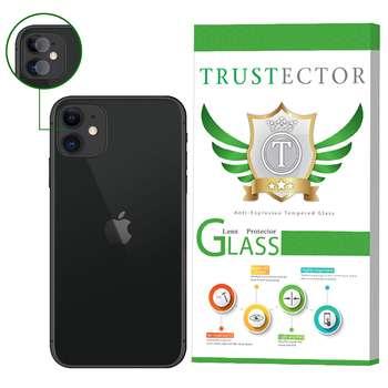 محافظ لنز دوربین تراستکتور مدل CLP مناسب برای گوشی اپل iPhone 11
