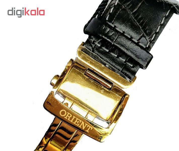 ساعت مچی عقربه ای مردانه اورینت مدل RA-AK0002S00C