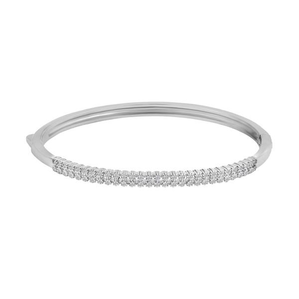 دستبند نقره زنانه اقلیمه کد DN444