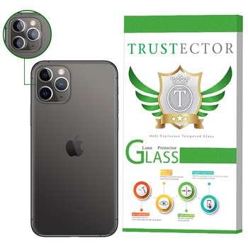 محافظ لنز دوربین تراستکتور مدل CLP مناسب برای گوشی اپل iPhone 11 Pro Max