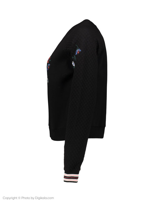 سویشرت زنانه کالینز مدل CL1030331-BLACK