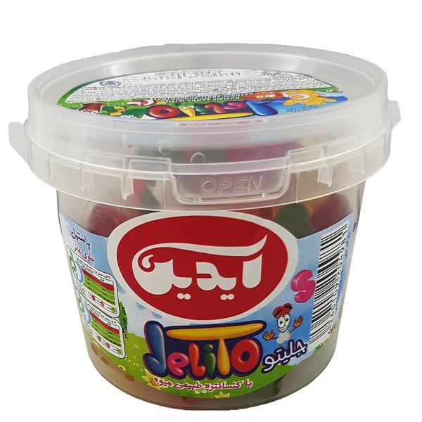 پاستیل خرسی با طعم میوه مخلوط آیدین مقدار 190 گرم