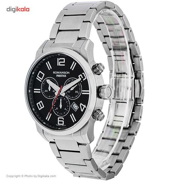 خرید ساعت مچی عقربه ای مردانه رومانسون مدل TM3259HM1WA32W