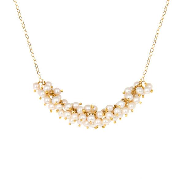 گردنبند طلا 18 عیار زنانه کد AXN118