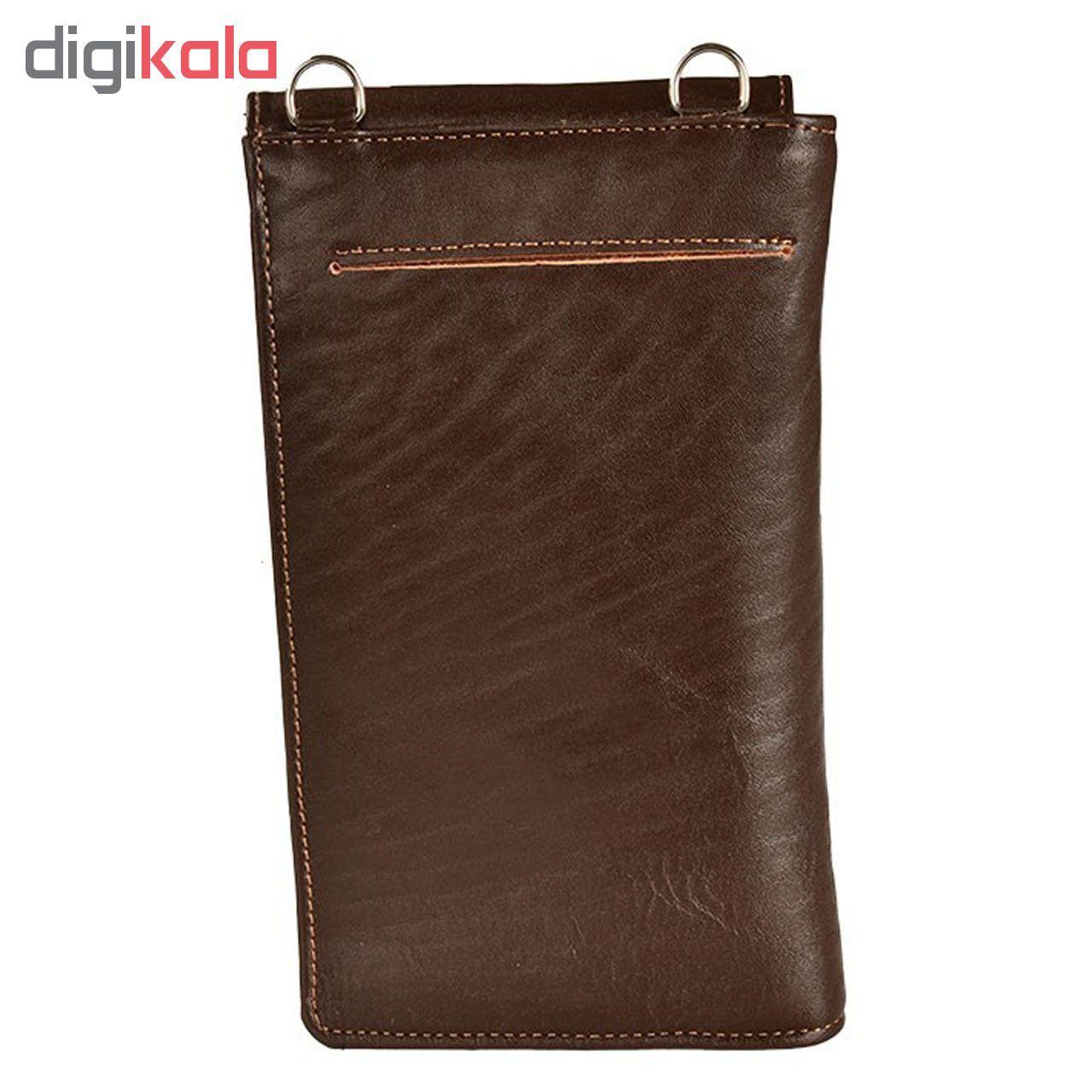 کیف پاسپورتی مردانه کهن چرم مدل PS13-1 main 1 11