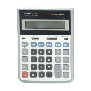 ماشین حساب کاسیو مدل DS-3L