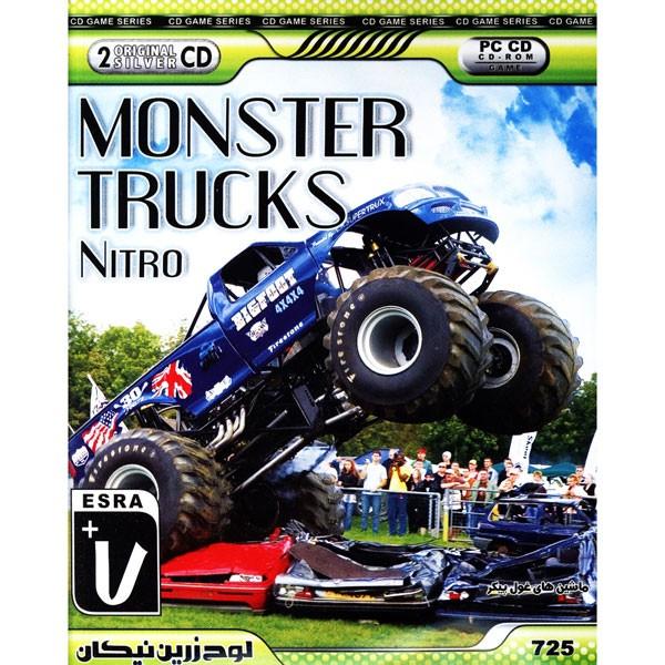 بازی MONSTER TRUCKS NITRO مخصوص PC