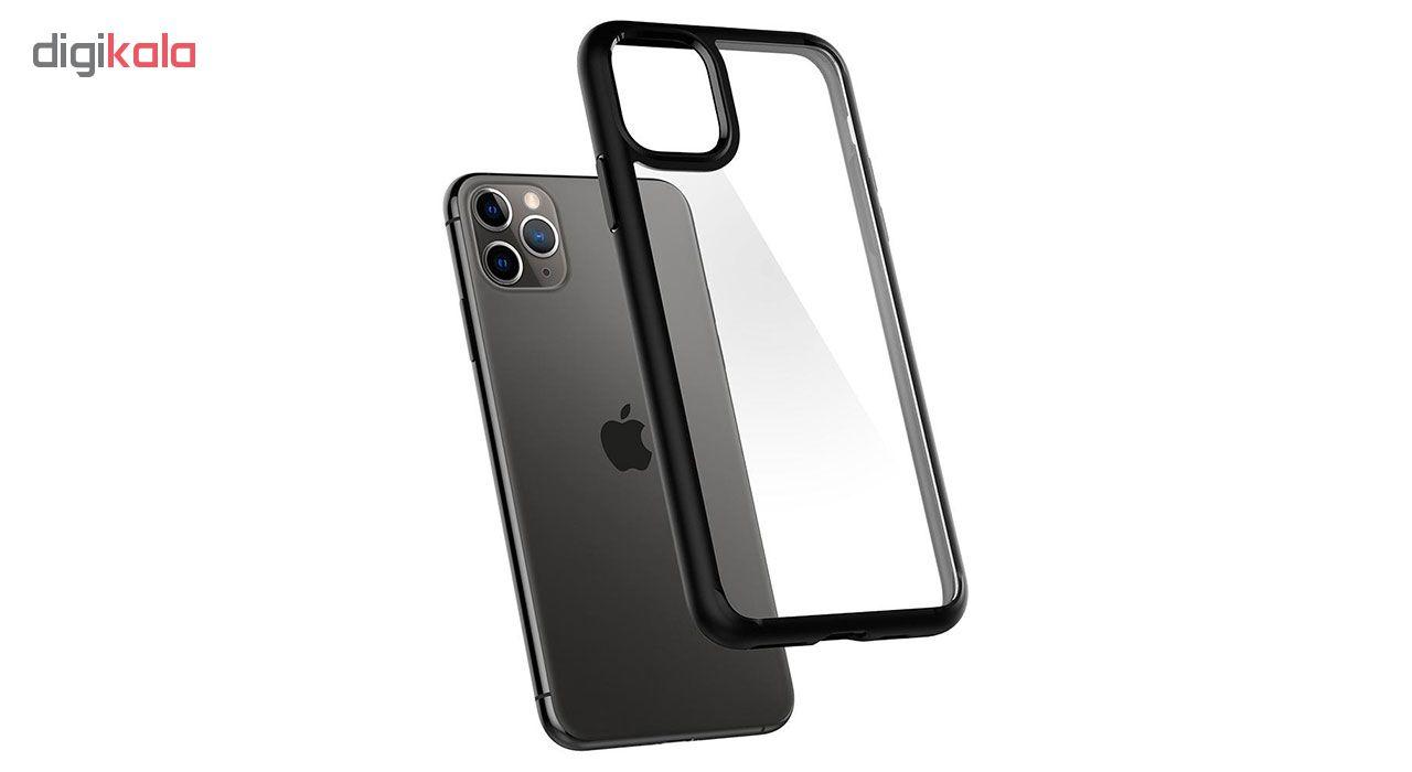 کاور اسپیگن مدل Ultra Hybrid مناسب برای گوشی موبایل اپل iPhone 11 Pro Max