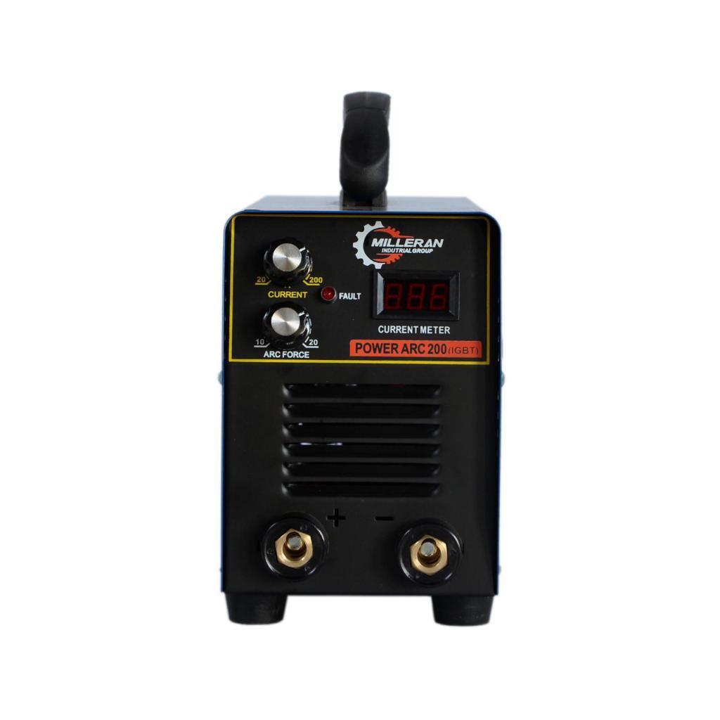 اینورتر جوشکاری  200 آمپر الکترو میلران مدل ARC IGBT 200