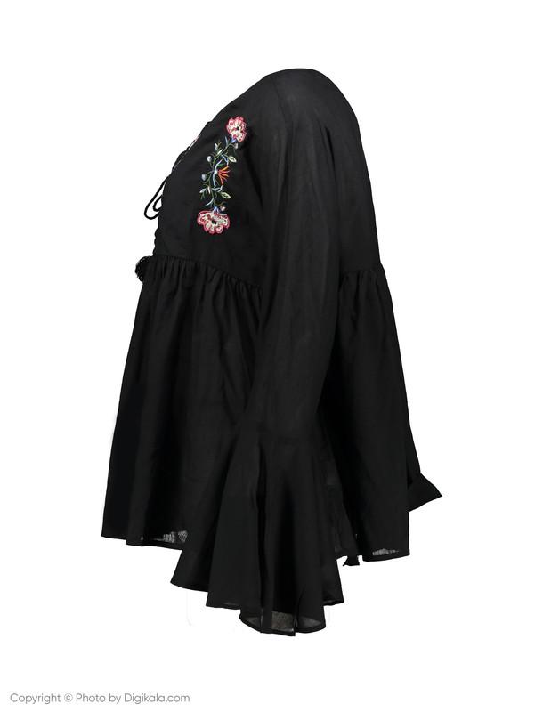 بلوز زنانه کالینز CL1030613-BLACK