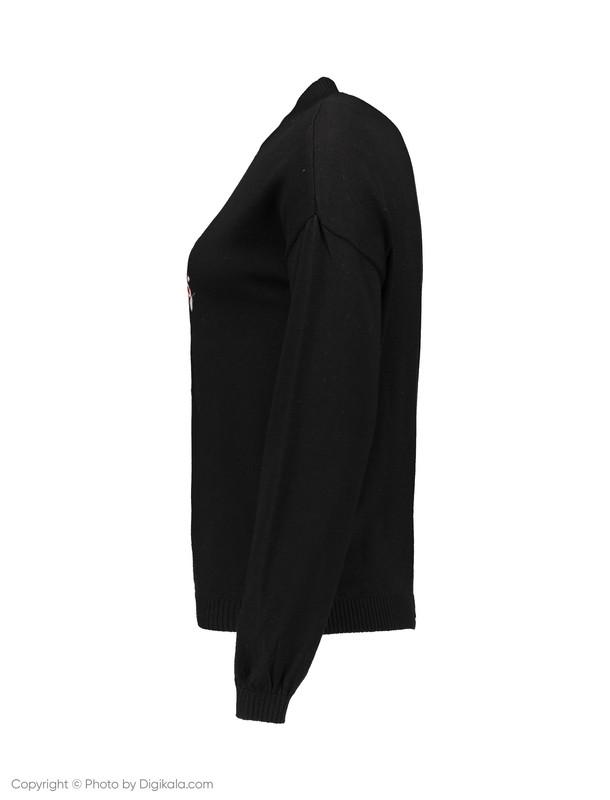پلیور زنانه کالینز مدل CL1030162-BLACK