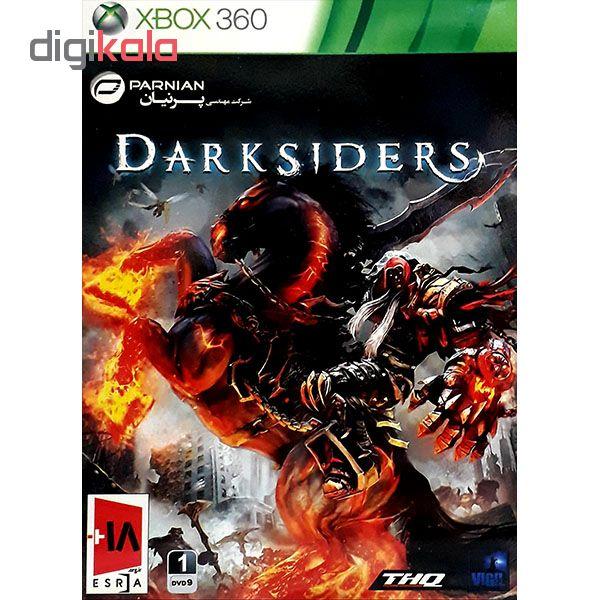 بازی darksiders مخصوص xbox360