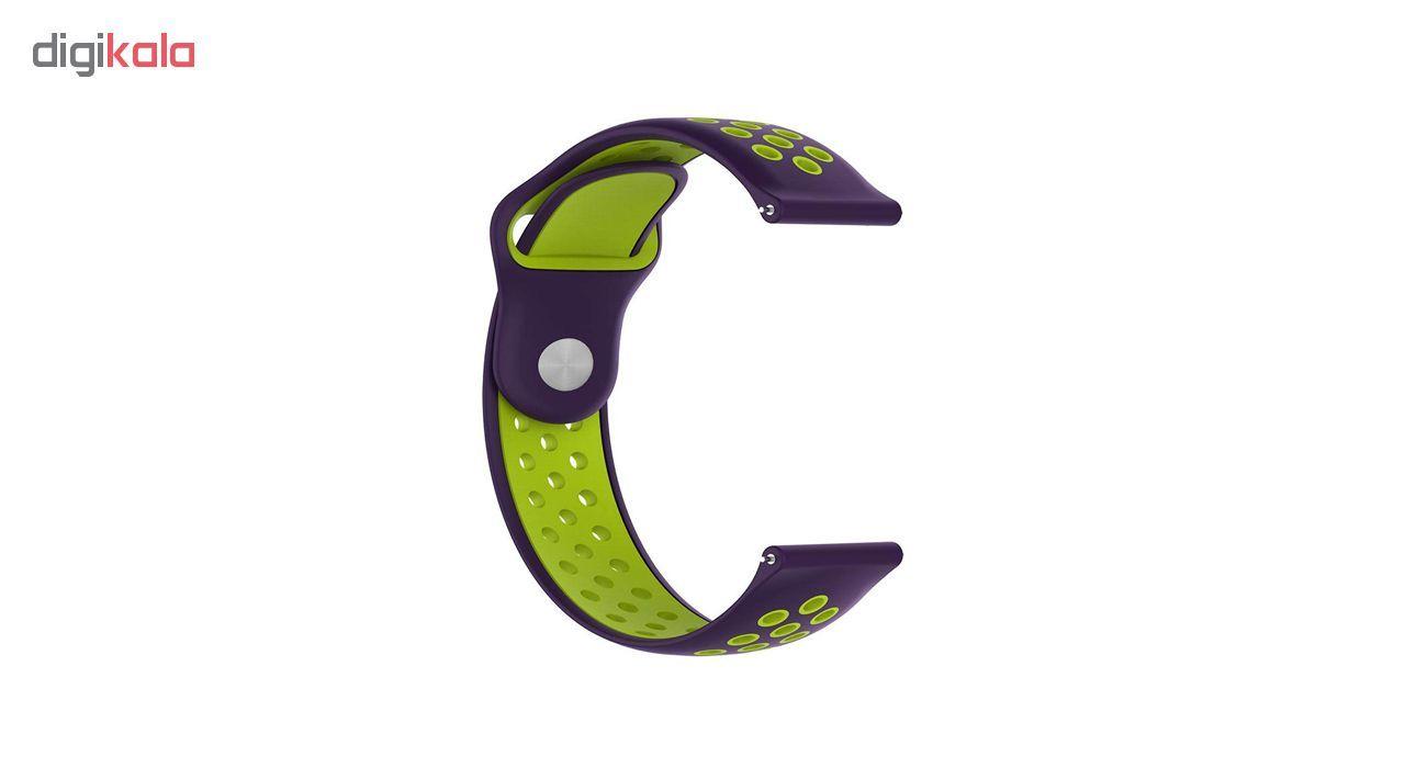 بند کد Ni-05 مناسب برای ساعت هوشمند سامسونگ  Galaxy Watch 46mm \ Gear S3 main 1 2