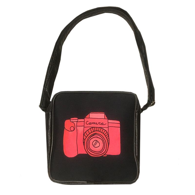 کیف دوشی طرح دوربین کد m24