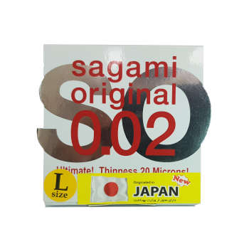 کاندوم ساگامی مدل لارج