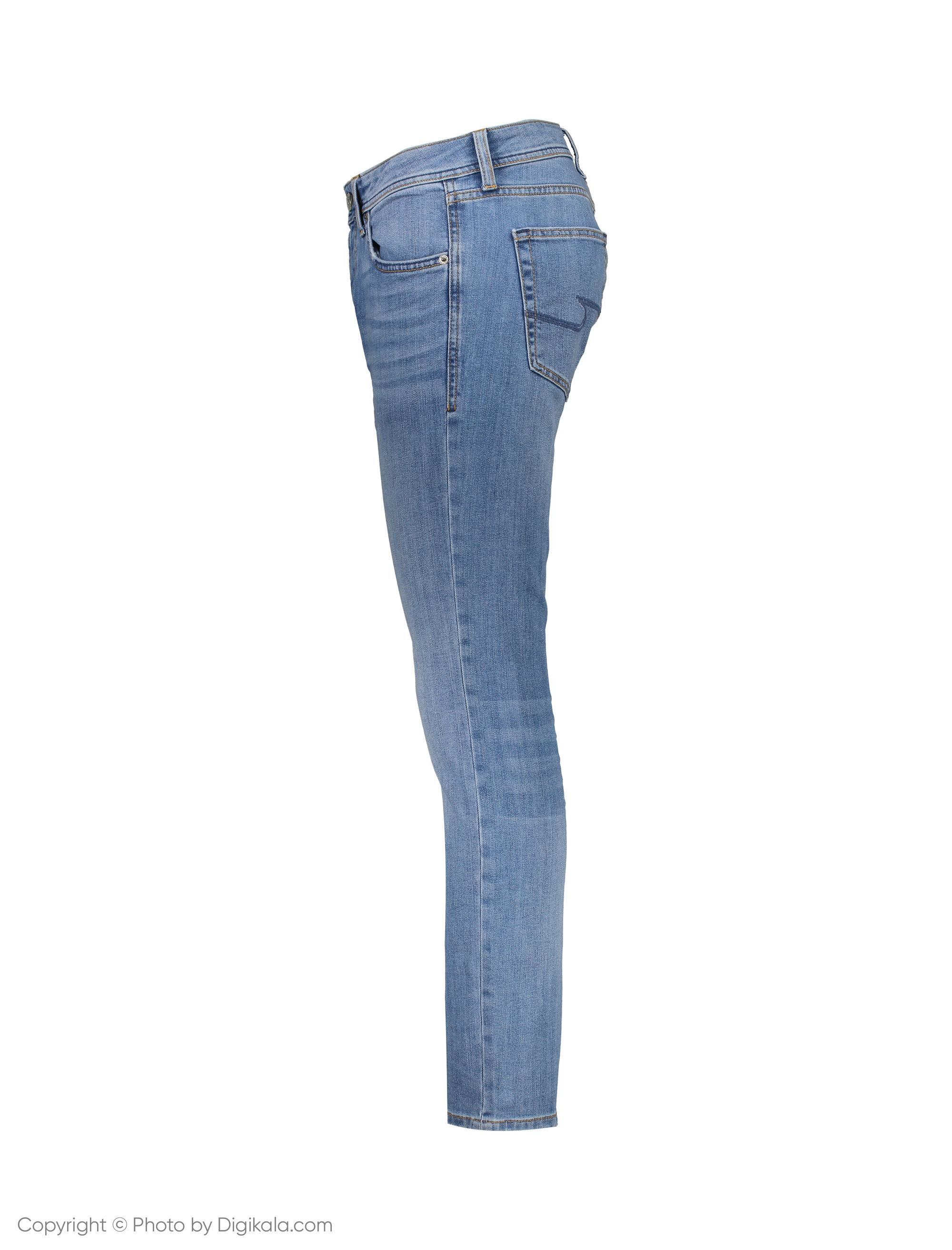 شلوار جین مردانه کالینز مدل CL1019139-DN04630