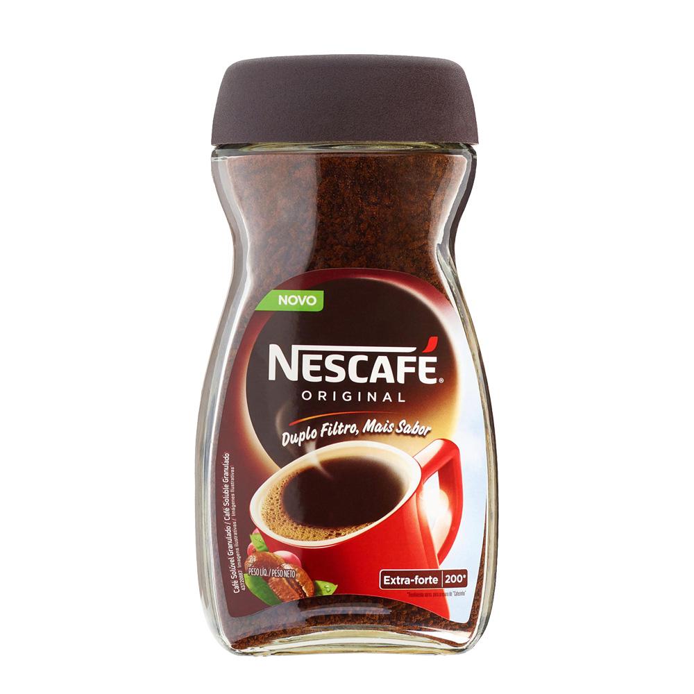 قهوه فوری نسکافه مدل 1282 مقدار 200 گرم