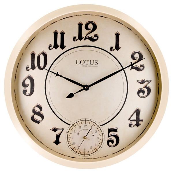 ساعت دیواری لوتوس کد 8830
