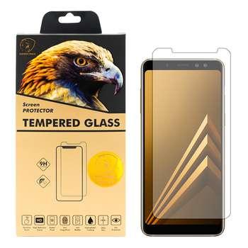 محافظ صفحه نمایش گلدن ایگل مدل GLC-X1 مناسب برای گوشی موبایل سامسونگ Galaxy A8 2018