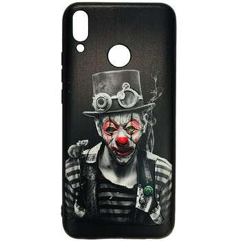 کاور طرح Clown کد 0981 مناسب برای گوشی موبایل هوآوی Y9 2019