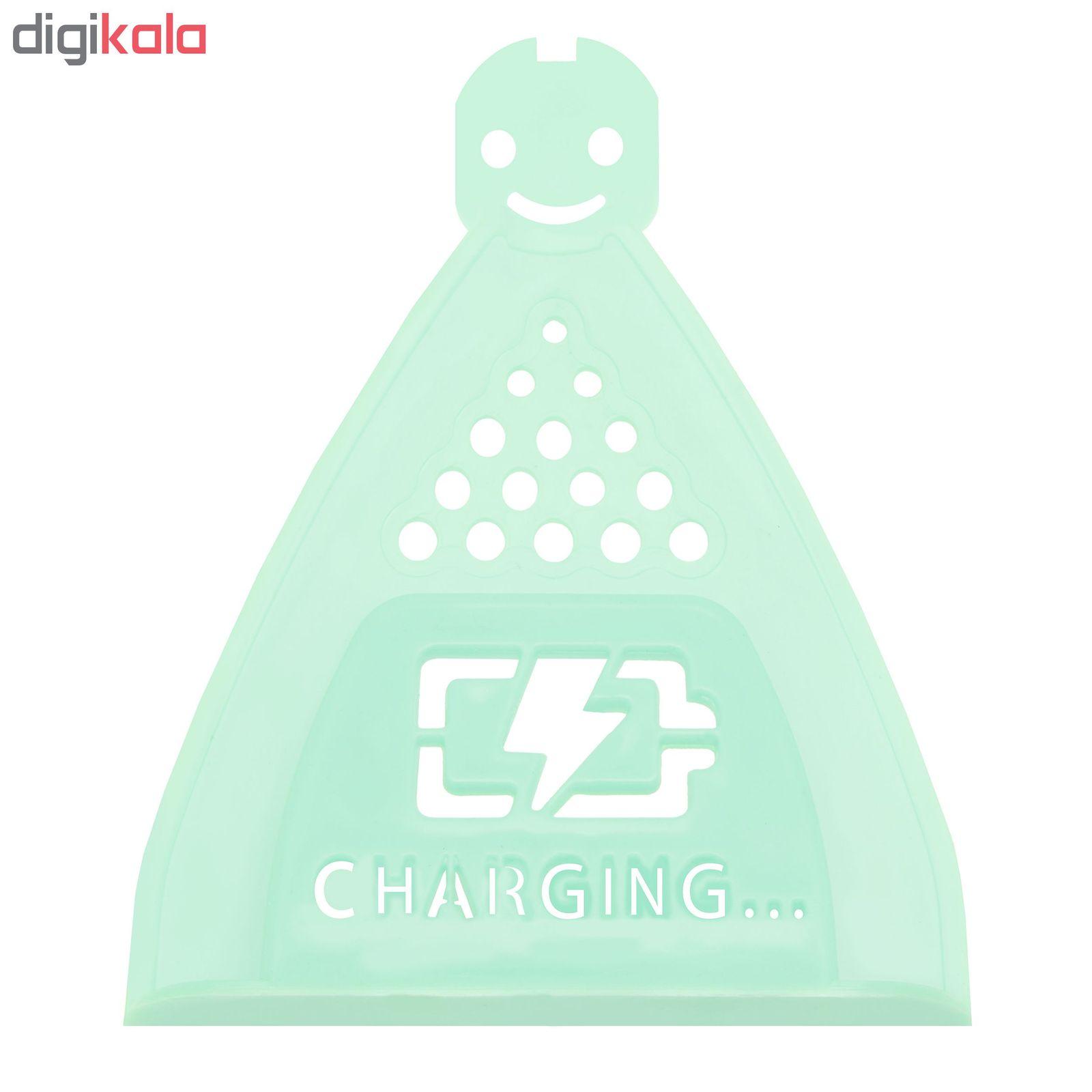 پایه نگهدارنده شارژر موبایل مدل Hng 0229 main 1 13