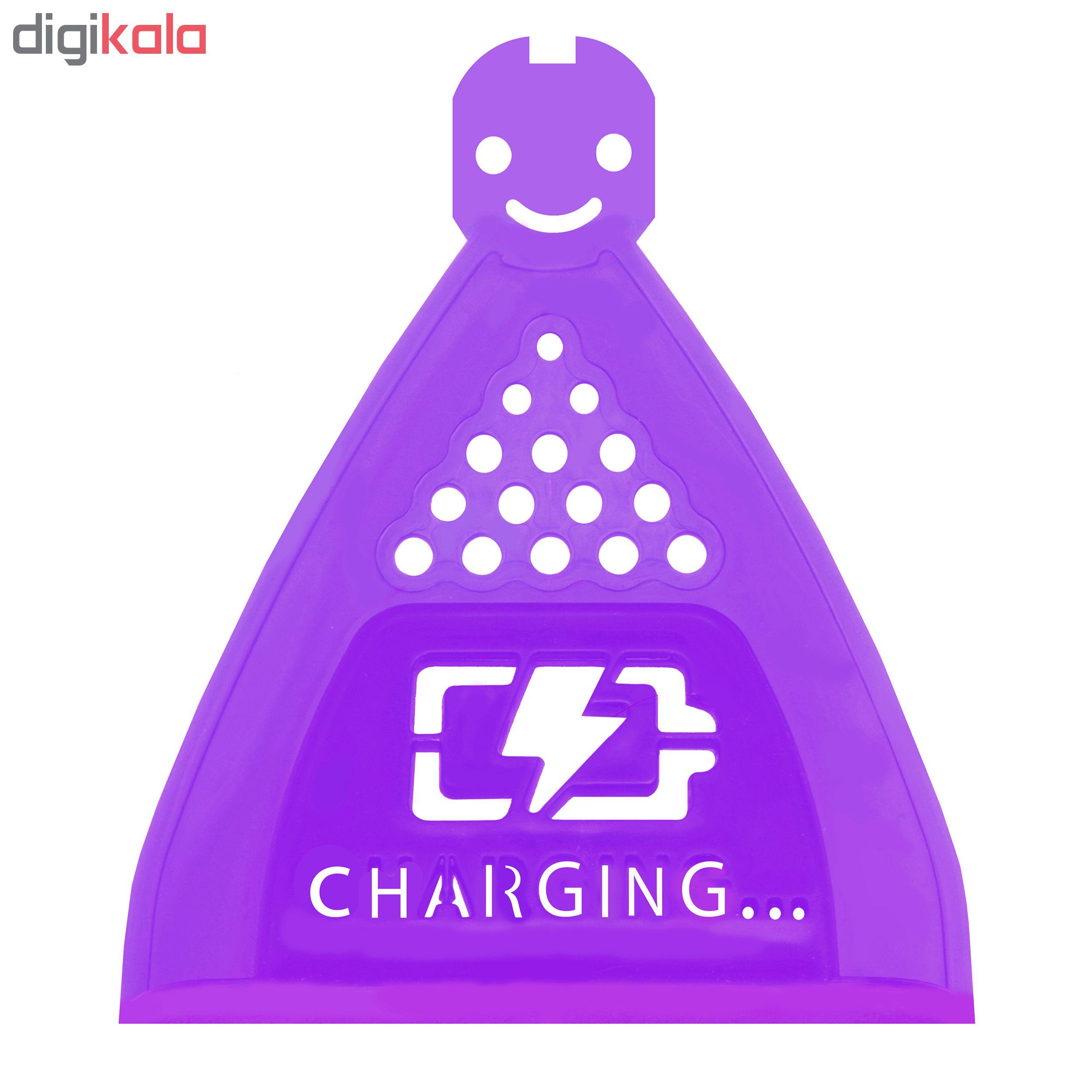 پایه نگهدارنده شارژر موبایل مدل Hng 0229 main 1 14