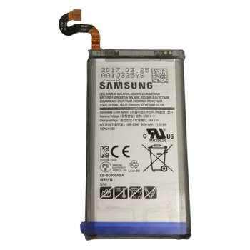 باتری موبایل مدل EB-BG950ABE ظرفیت 3000 میلی آمپر ساعت مناسب برای گوشی موبایل سامسونگ Galaxy S8