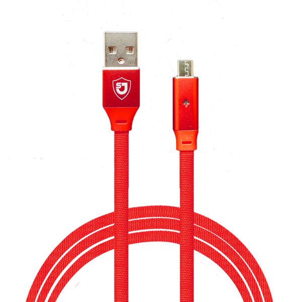 کابل تبدیل USB به microUSB شانگژی مدل SJ-CB-009 طول 1 متر