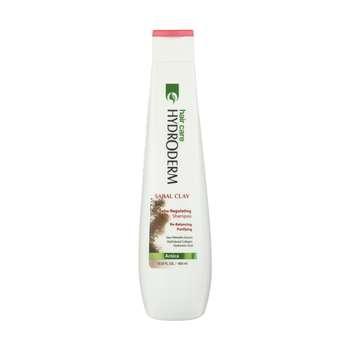 شامپو کنترل کننده چربی مو و پوست سر هیدرودرم مدل Sabal Clay حجم 400 میلی لیتر