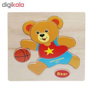 بازی آموزشی طرح خرس کد 110804
