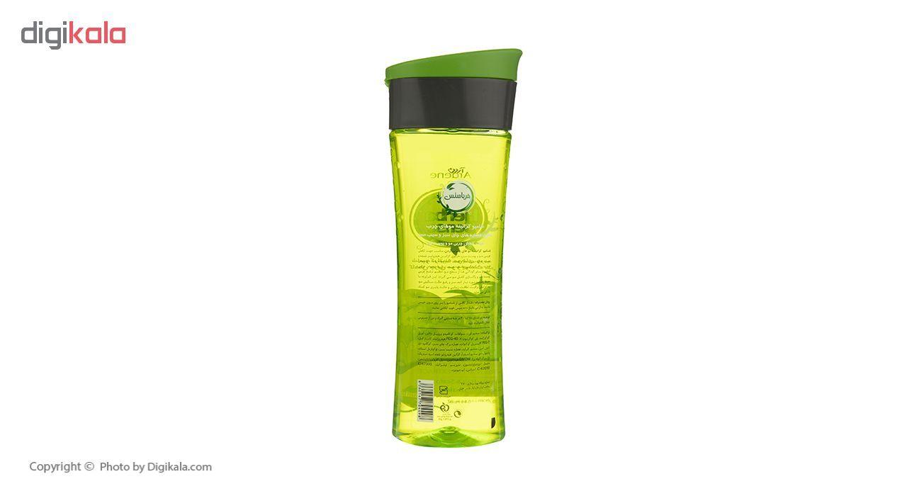 شامپو کراتینه کاهش چربی مو و پوست سر آردن سری هرباسنس حجم 300 میلی لیتر main 1 2