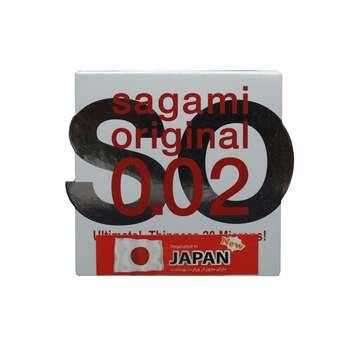 کاندوم ساگامی مدل N02-1