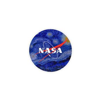 استیکر لپ تاپ ماسا دیزاین طرح ناسا مدل STK111