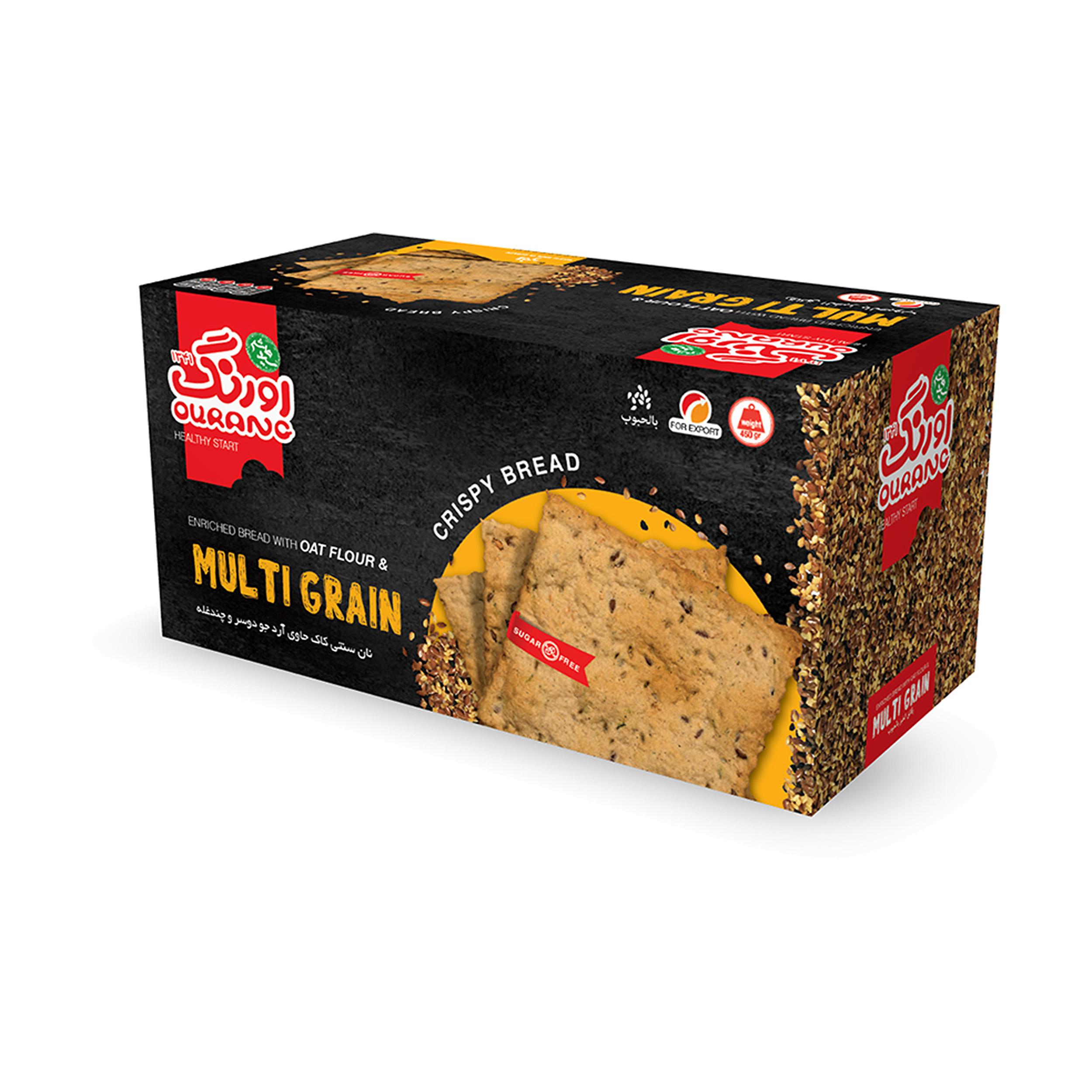 نان سنتی کاک چندغله اورنگ مقدار 450 گرم
