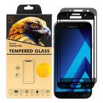 محافظ صفحه نمایش گلدن ایگل مدل DFC-X2 مناسب برای گوشی موبایل سامسونگ Galaxy A7 2017 بسته دو عددی thumb