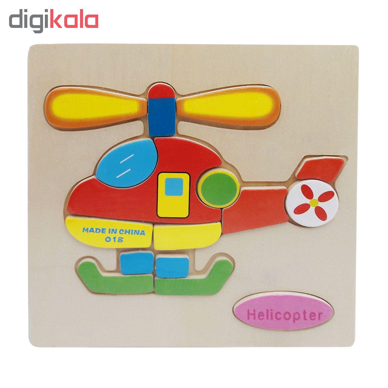 بازی آموزشی طرح هلیکوپتر کد 110808