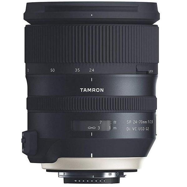 لنز تامرون مدل SP 24-70mm F:2/8 Di VC USD G2 مناسب برای دوربین کانن