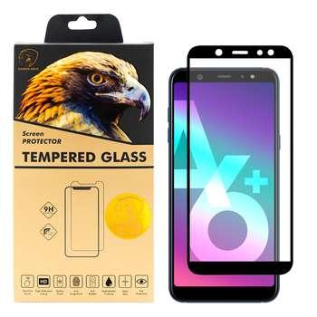 محافظ صفحه نمایش گلدن ایگل مدل DFC-X1 مناسب برای گوشی موبایل سامسونگ Galaxy A6 PLUS 2018