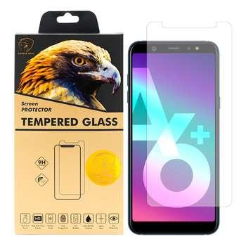 محافظ صفحه نمایش گلدن ایگل مدل GLC-X1 مناسب برای گوشی موبایل سامسونگ Galaxy A6 PLUS 2018