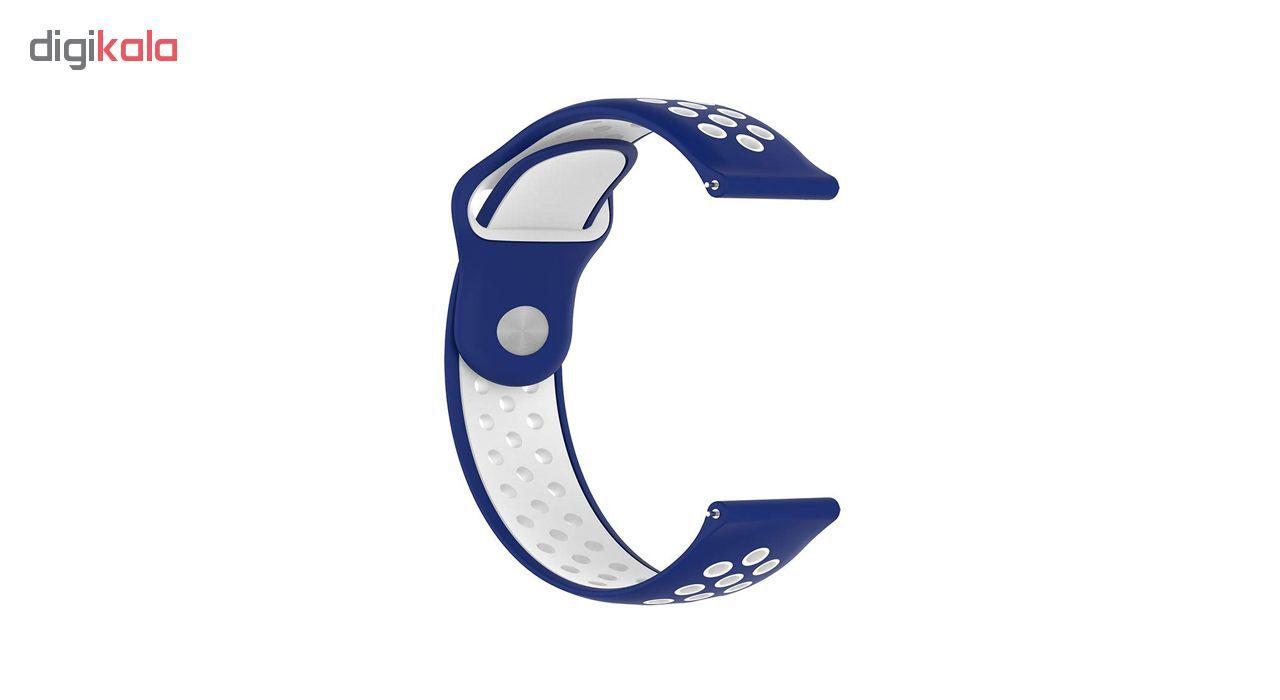 بند کد Ni-09 مناسب برای ساعت هوشمند سامسونگ  Galaxy Watch 46mm \ Gear S3 main 1 2