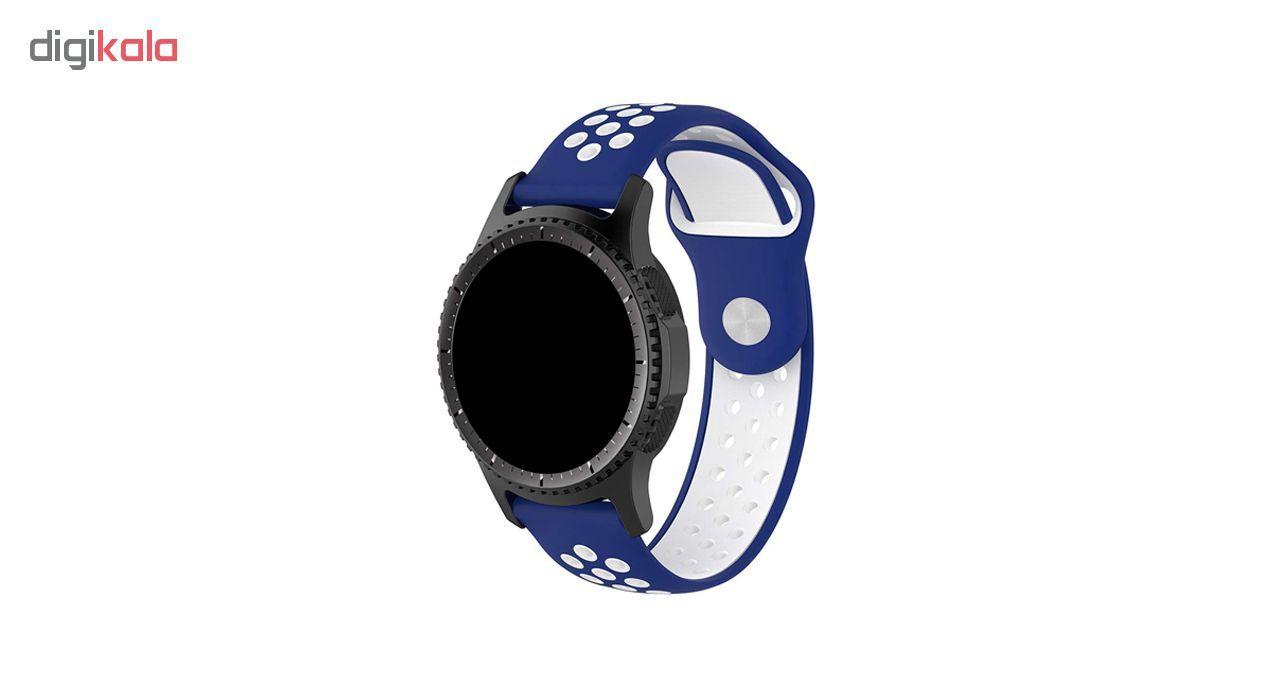 بند کد Ni-09 مناسب برای ساعت هوشمند سامسونگ  Galaxy Watch 46mm \ Gear S3 main 1 3