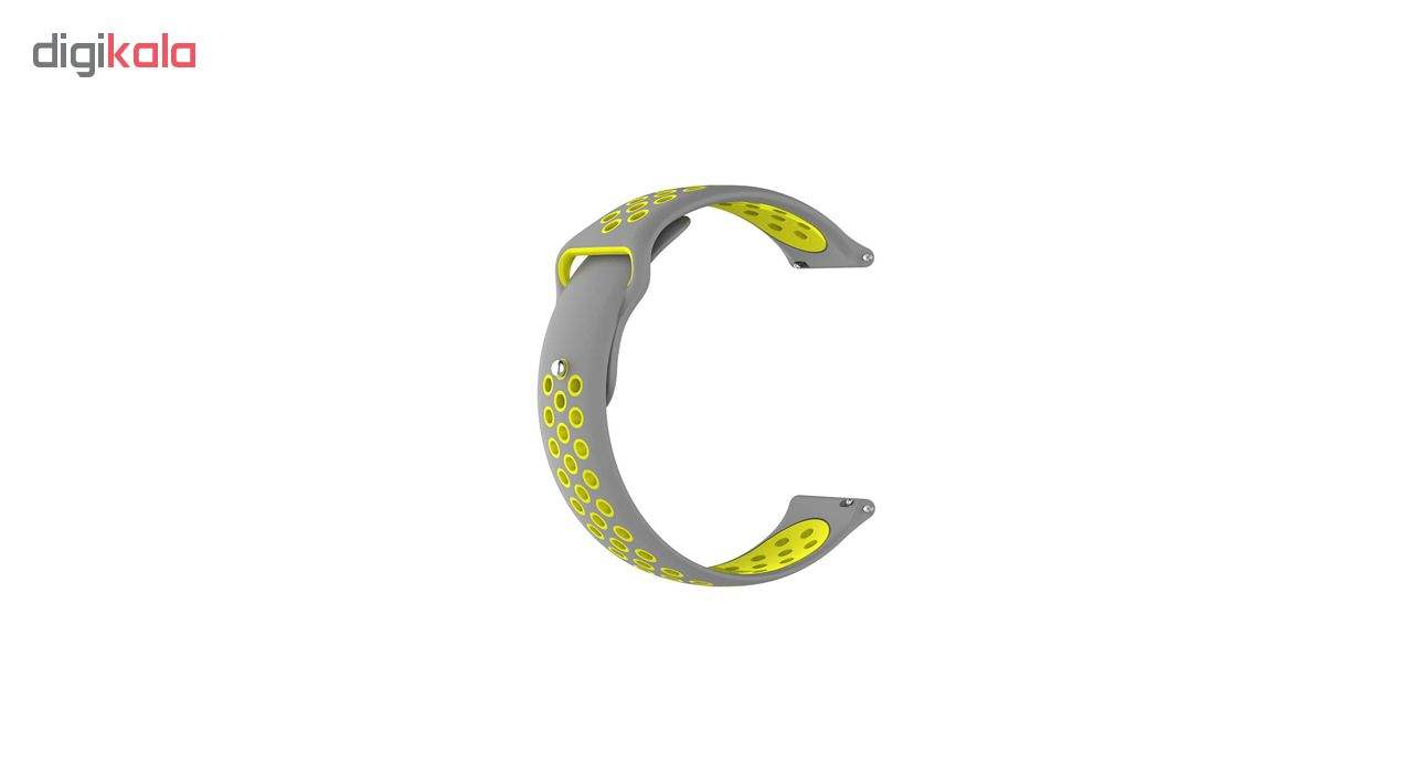 بند کد Ni-12 مناسب برای ساعت هوشمند سامسونگ  Galaxy Watch 46mm \ Gear S3 main 1 1