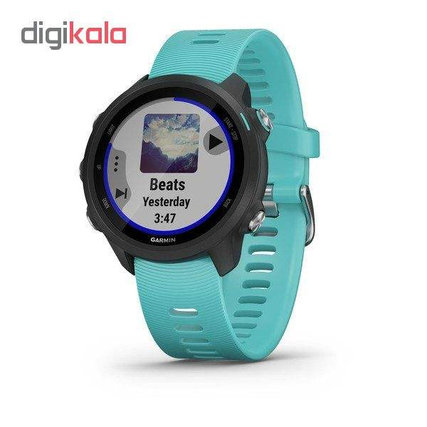 ساعت هوشمند گارمین مدل forerunner 245 music main 1 1
