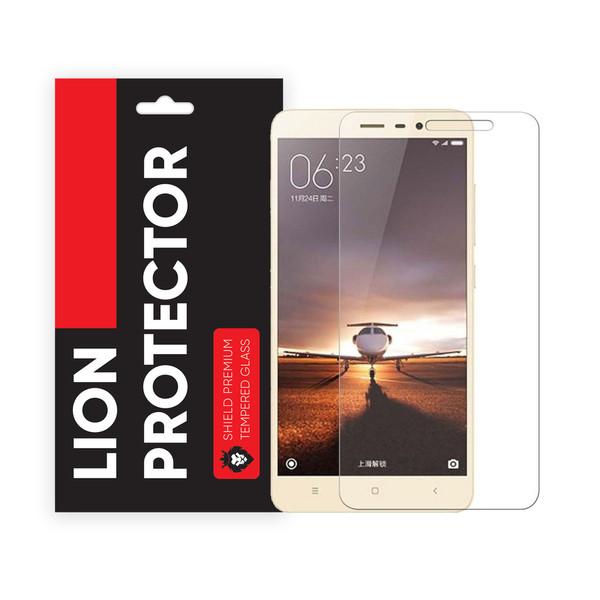محافظ صفحه نمایش شیلد مدل Lion SG مناسب برای گوشی موبایل شیائومی Redmi Note 3