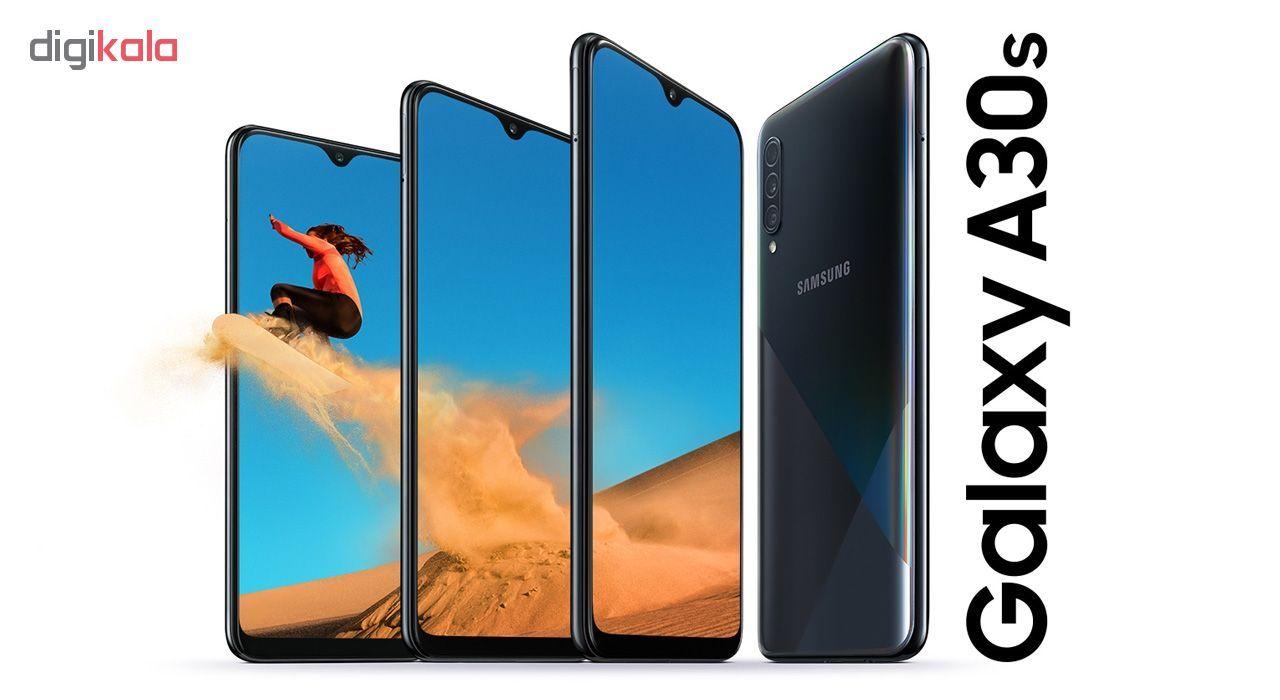 گوشی موبایل سامسونگ مدل Galaxy A30s SM-A307FN/DS دو سیم کارت ظرفیت 128 گیگابایت main 1 2