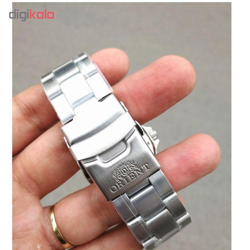 کد تخفیف                                      ساعت مچی عقربه ای مردانه اورینت کد  SAA02009D3