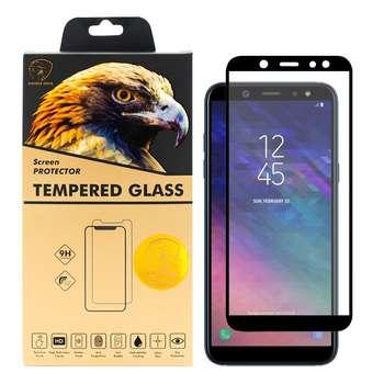 محافظ صفحه نمایش گلدن ایگل مدل DFC-X1 مناسب برای گوشی موبایل سامسونگ Galaxy A6 2018