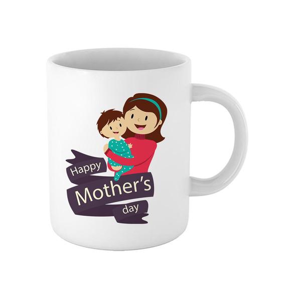 ماگ طرح روز مادر کد 1367